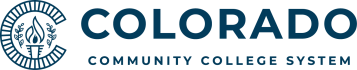 Colorado Community College System logo 2018